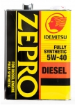 Zepro Diesel 5W-40 CF Fully Synthetic 4L